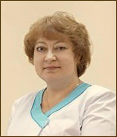 Елисеева Ирина Владимировна