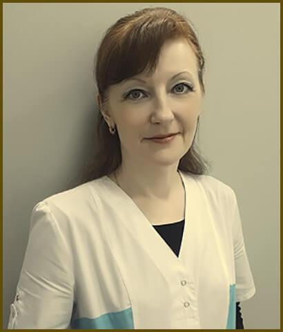 Кулаженкова Людмила Владимировна