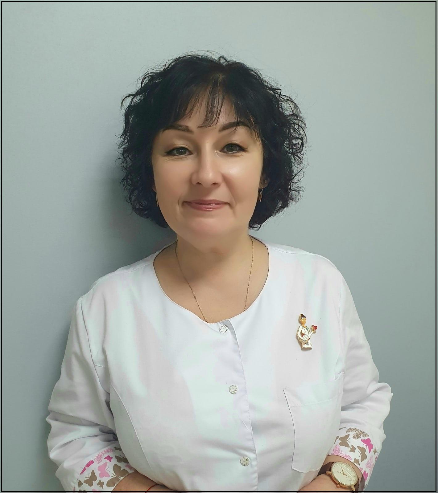 Котова Екатерина Борисовна
