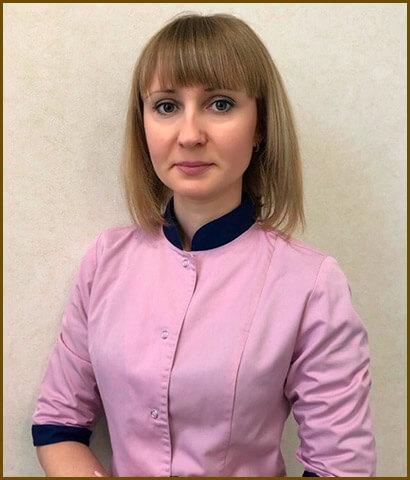 Малычева Ольга Викторовна