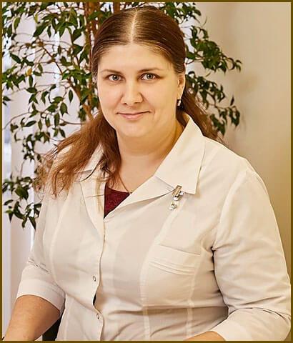 Пунина Елена Викторовна