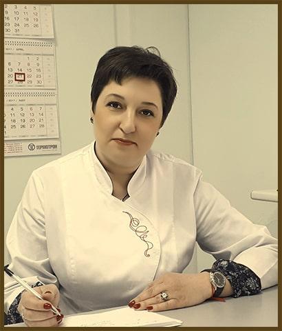 Волункова Ирина Николаевна